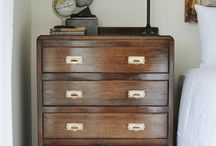 Dad's Chest of Drawers
