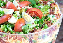 Salad, salat