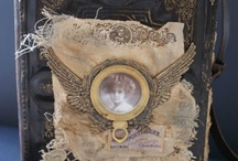 steampunk books / by Jackie Hall