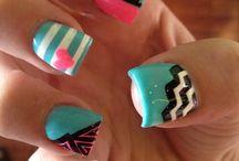 Nails / by Andrea Wheeler