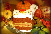 PUMPKIN BARS / by Suzy Homefaker