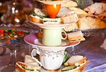 dinner/tea party ideas