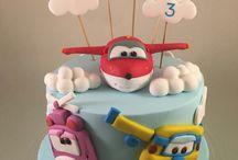 Kue ulang tahun abi