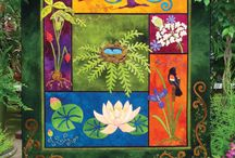 Wool Applique Block of the Month / Wool Applique Block of the Month projects by WoolyLady