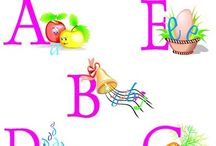 Alphabet Clip Art - Illustrated Alphabet Clip Art / Alphabet Clip Art - Illustrated Alphabet Clip Art - Commercial Use. WELCOME to this STUNNING collection of Illustrated Alphabet Clip Art images.   This bundle contains 26 high-quality COLOR Illustrated Alphabet Clip Art images. Images saved at 300dpi in PNG files.  ENJOY!!!