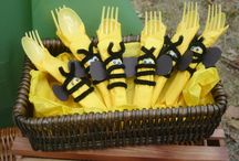 Decoração abelhas