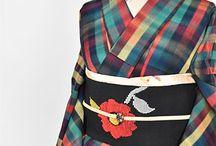 Kimono 単衣