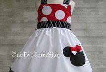 vestidos de niños