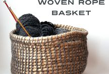Crochet Baskets and Purses / by Charlene Platt