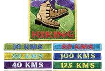 Hiking Kilometers Set