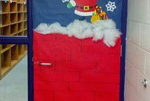 διακόσμηση πορτας