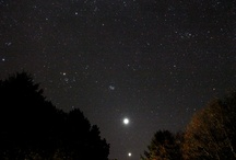 Photos in the dark / Astrophotography and night images / by Don Hoyt
