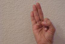Hand movement