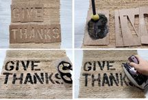 Crafts for home decor