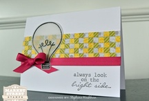 Lightbulb cards and tags / by Debi Pursley