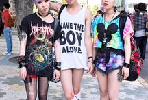 Street fashion / Mostly just Japanese street fashion, seeing as they're the most interesting!