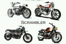 Voitures motos