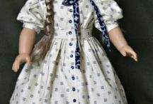 Doll clothes historical / by Betty T