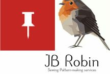 JB Robin Patterns ✂ / Patterns for sale
