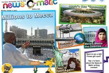 Safe Daily News For Kids / Here are the news we choose to cover in News-O-Matic, The Daily Newspaper Just For Kids.  Every article we publish is reviewed by our child psychologist.