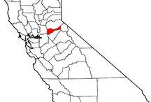 Amador County - Location & Historu