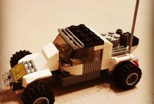 Lego cars: building ideas / Lego cars: building ideas