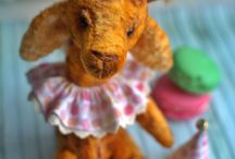 Toys / On this page will be a collection of my work done manually. All works are sold and mailed anywhere in the world.