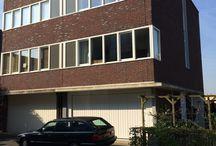 Herinrichting en nieuw ontwerp voor tuin bij woonhuis Amsterdam Noord