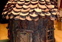 Fairie houses