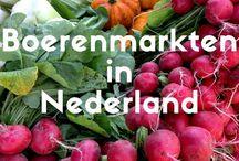 Biologische markten in NL