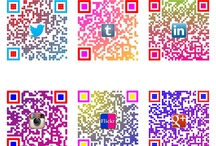 QR kody design / design QR kódů