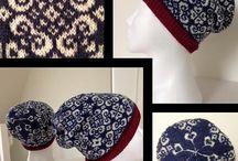 Жакардовое вязание