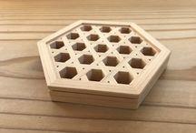 Tosa Kumiko / Kumiko is a traditional Japanese craft.