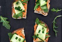 VEG* - broodbeleg en broodjes