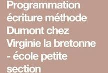 programmation dumont ps