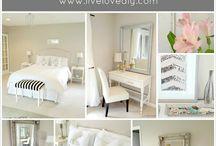 Master bedroom / by Jamie Bonilla