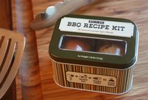 Recipe Kit / The new BBQ Recipe Kit makes a perfect gift for the holidays.