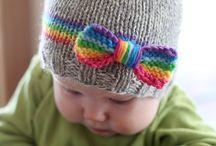 knitting, baby