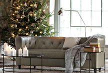 Navidad / Ideas para decorar tu casa en navidad.