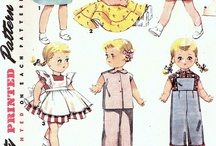 Doll clothes / Sewing