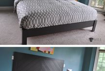 Bed frame ideas