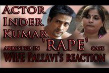 Actor Inder Kumar arrested in 'Rape' case