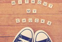 Love my Chucks <3