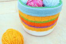 crafts with yarn