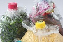 Keittiöideat / Hyödyllisiä ideoita mm keittiöön