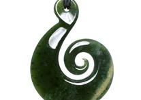 maori sieraden de steenarend / maori jade en bone carvings te koop bij de Steenarend