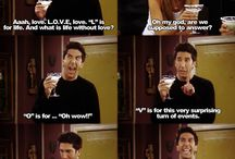 FRIENDS...greatest TV show ever!