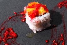 Sushi & Sushi / Il y a sushi et sushi, dans la vie. Ne passez pas à côté de l'expérience de goûter une fois la perfection du goût... Créations de Hisayuki Takeuchi, pour Maison Kaiseki.
