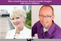 Google+ for Small Business / by Donna Gilliland