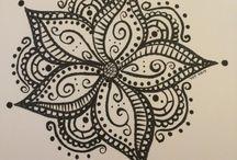 Creatief / Zentangle